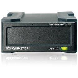 Tandberg Data Data RDX QuikStor External Dock (USB3+ Interface, No Software)
