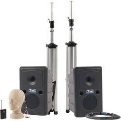 Anchor Audio Go Getter Deluxe PA Package with UltraLite Microphone and Bluetooth