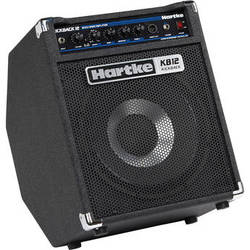 """Hartke Kickback KB12 500W 1x12"""" Combo Amplifier for Electric Bass"""