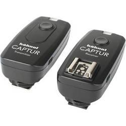 hahnel Captur Remote Control and Flash Trigger for Nikon Cameras
