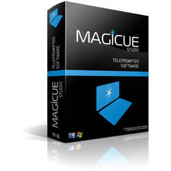 MagiCue Studio Software for Studio & Presidential Prompters