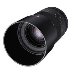 Samyang 100mm f/2.8 ED UMC Macro Lens for Canon EF