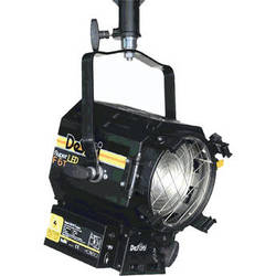 DeSisti Super F6 Tungsten-Balanced LED Fresnel Light (Manually Operated)