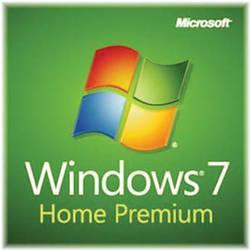 Microsoft Windows 7 Home Premium 64-Bit DVD with Service Pack 1 (OEM, 1 PC)