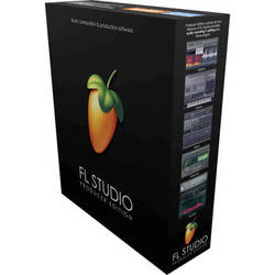 Image-Line FL Studio 12 Producer Edition - Complete Music Production Software (Boxed)