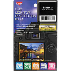 Kenko LCD Monitor Protection Film for the Canon EOS 7D Mark II Camera