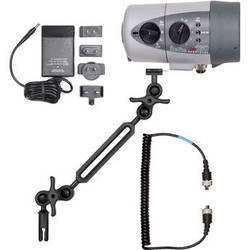 Ikelite DS160 Strobe Kit with Sync Cord, NiMH Battery, and Ball Arm Mark II