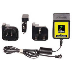 Ikelite Smart Charger for 2nd-Gen Li-Ion Battery for DS160, 161, and 125 Substrobes