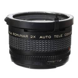 Rokunar 2X Manual Focus Teleconverter for Mamiya 645