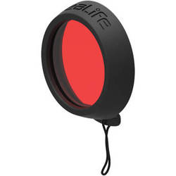 SeaLife Sea Dragon Red Fire Filter for Photo and Video Dive Lights