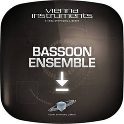 Vienna Symphonic Library Bassoon Ensemble - Vienna Instrument (Full Library, Download)