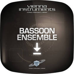 Vienna Symphonic Library Bassoon Ensemble - Vienna Instrument (Standard Library, Download)