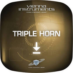 Vienna Symphonic Library Triple Horn - Vienna Instrument (Standard Library, Download)