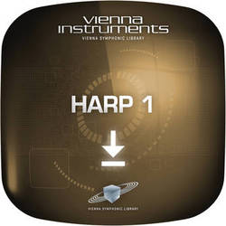 Vienna Symphonic Library Harp I - Vienna Instrument (Extended Library, Download)