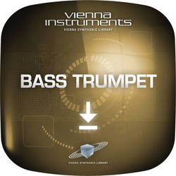 Vienna Symphonic Library Bass Trumpet - Vienna Instruments (Extended Library, Download)