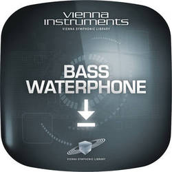 Vienna Symphonic Library Bass Waterphone - Vienna Instruments (Full Library, Download)