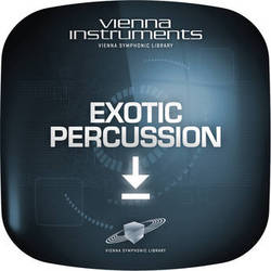 Vienna Symphonic Library Exotic Percussion - Vienna Instruments (Standard Library, Download)