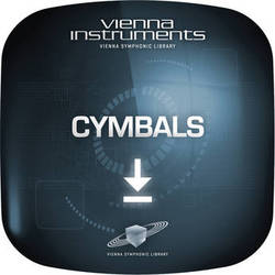 Vienna Symphonic Library Cymbals - Vienna Instruments (Full Library, Download)