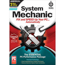 iolo technologies System Mechanic Home & Office Software (Unlimited PC'S)