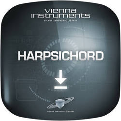Vienna Symphonic Library Harpsichord - Vienna Instruments (Standard Library, Download)