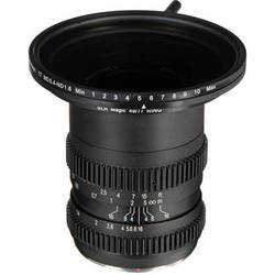 SLR Magic 25mm T0.95 Lens with 49 to 77mm Step-Up Ring and 77mm Variable ND