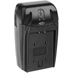 Watson Compact AC/DC Charger Kit with Pearstone Battery Adapter Plate for D-LI72