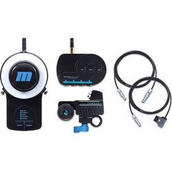 Redrock Micro microRemote Wireless Focus Bundle with flexCables