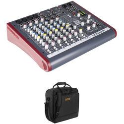 Allen & Heath ZED-10FX Multi-Purpose Miniature Mixer and Bag Kit