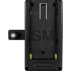 Marshall Electronics Uni Battery Mount for Sony NP-QM91 Batteries