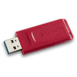 Verbatim Store 'n' Go USB Flash Drive - 64GB Capacity