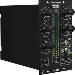 Lindell Audio 77X-500 500 Series Stereo Compressor