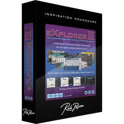 Rob Papen Explorer III - Virtual Instruments and Effects Bundle (Consolidation Upgrade)