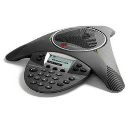 Polycom SoundStation IP 6000 SIP-Based Conference Phone