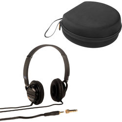 Sony MDR-7502 Headphones with Carrying Case Kit
