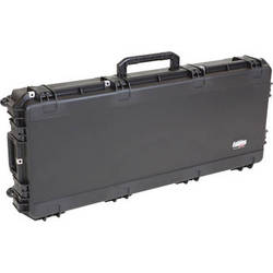 SKB iSeries Watertight 61-Note Keyboard Case with Wheels