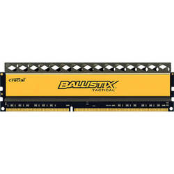Crucial 8GB Ballistix Tactical Series DDR3 1600 MHz UDIMM Memory Module