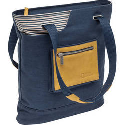 National Geographic MC 2550 Mediterranean Series Medium Tote Bag (Blue)