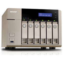 QNAP TVS-663-8G 6-Bay NAS Enclosure