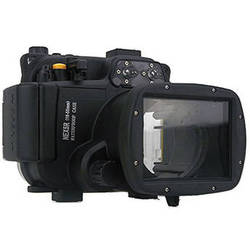 Polaroid Underwater Housing for Sony Alpha NEX-5R and 18-55mm f/3.5-5.6 Lens