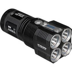 NITECORE TM26 v2 Quadray Rechargeable LED Flashlight