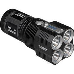 NITECORE TM26v2 Quadray Rechargeable LED Flashlight