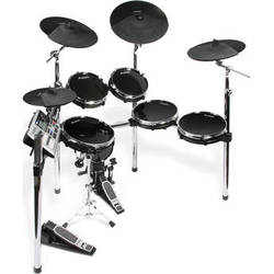Alesis DM10 X Mesh Kit Six-Piece Electronic Drum Set with Mesh Drum Heads