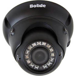 Bolide Technology Group Raphael Series BC1109IRODVA/28 1100 TVL IP66 Dome Camera with 2.8 to 12mm Varifocal Lens (NTSC)