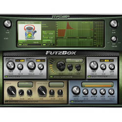 McDSP FutzBox v6 - Lo-Fi Distortion Effects Plug-In (HD, Download)