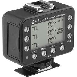 Vello FreeWave Aviator Wireless Flash Trigger Transceiver for Select Canon