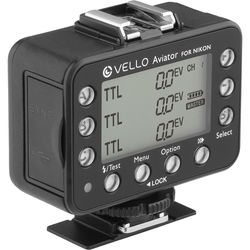 Vello FreeWave Aviator Wireless Flash Trigger Transceiver for Nikon
