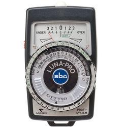 Gossen Luna-Pro SBC - Analog Incident and Reflected Light Meter