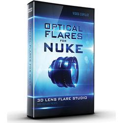Video Copilot Lens Flares Plugin for Nuke (Download)