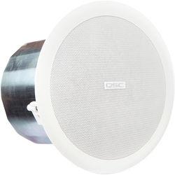 QSC AC-C6T Acoustic Ceiling Mount Loudspeaker