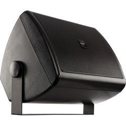 "QSC AC-S4T-BK 4"" 2-Way AcousticCoverage Loudspeakers (Pair, Black)"